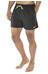 """Nike Swim Core Emboss 4"""" Volley zwembroek zwart"""